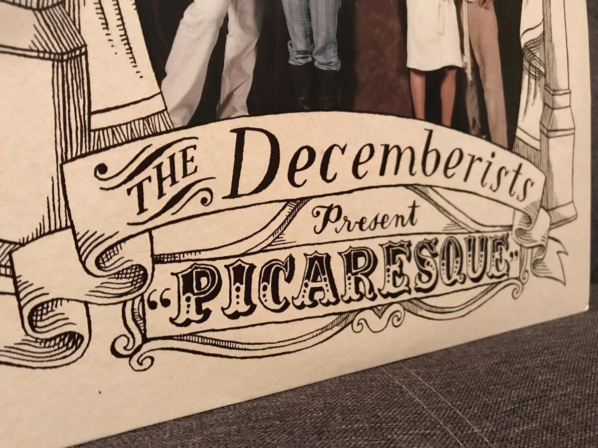 Vinyl Review 22 The Decemberists Picaresque